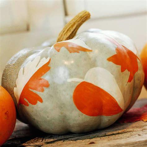 Paint Color Pumpkin by Modern Furniture Easy Painted Pumpkins 2013