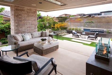 modern outdoor living contemporary porch san