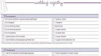 what to register for wedding our free wedding registry checklist popsugar food