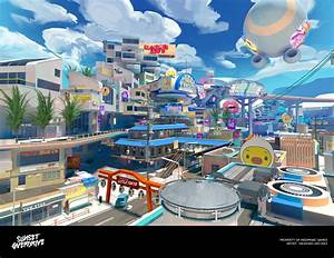 Sunset Overdrive Concept Art Is As Jovial As The Game