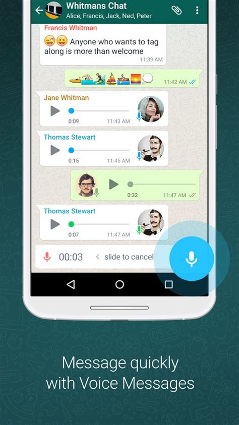 whatsapp messenger for android free and software reviews cnet