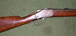 Sharps-Borchard... Sharps Rifle