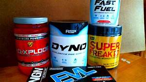 Best Pre-workouts Of 2015  January  Bodybuilding Supplements