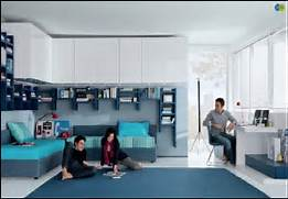 Cool Teen Room Really Cool Bedrooms For Teenagers With Round Hanging Lamp And Amusing