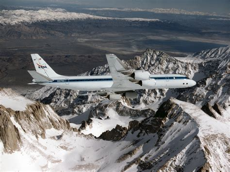 NASA Cold Weather Airborne Campaign to Measure Falling ...