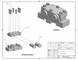 Mechanical Drawing - Inventor by Cortez Foster at Coroflot.com