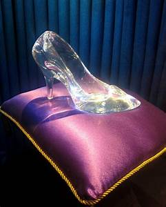 the most famous shoes of all time – Cinderella's glass ...