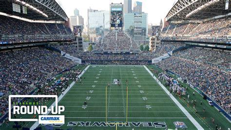 thursday   seahawks announce  fieldturf