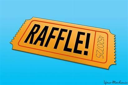 Raffle Money Ticket Charity