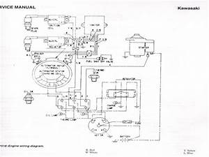 Kawasaki Engine Wiring Diagram