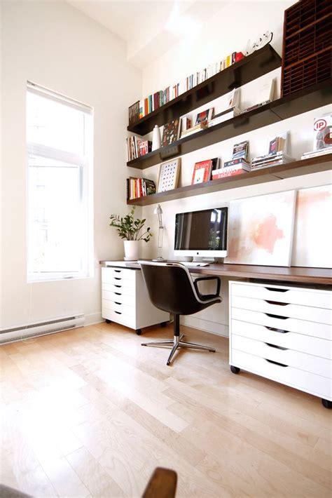 Ikea Arbeitszimmer by Best 20 Ikea Home Office Ideas On Home Office