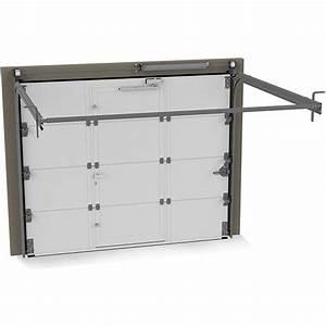 Porte Garage Sectionnelle Avec Portillon : porte de garage avec portillon casssettes porte ~ Melissatoandfro.com Idées de Décoration
