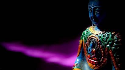 Buddha Meditation Wallpapers Buddhism Dark Statue 1080p