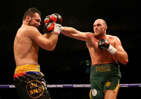 Tyson Fury Fight