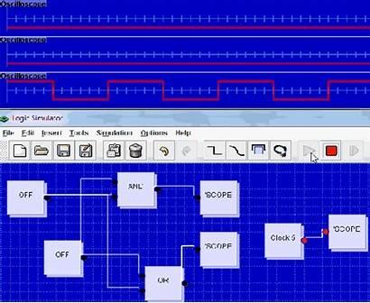 Logic Simulator Digital Software Anywhere Scope Note