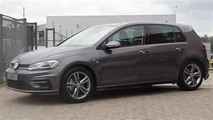 Golf Gris Indium : volkswagen new golf gp r line indium grey 2017 2018 walkaround facelift youtube ~ Medecine-chirurgie-esthetiques.com Avis de Voitures