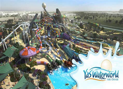 Yas Park | Yas water world rides | Desert life tourism