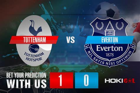 Prediksi Bola Tottenham Vs Everton 13 September 2020