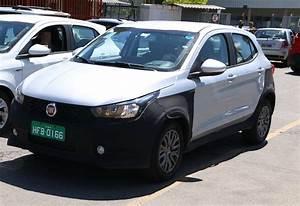 Fiat Argo Trekking  Este Ser U00e1 O Nome Da Vers U00e3o Aventureira