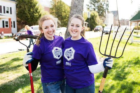 community service ideas  college bound teens