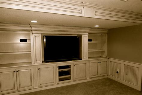 Bar Stools Kansas City by Custom Built In Entertainment Center Traditional Home