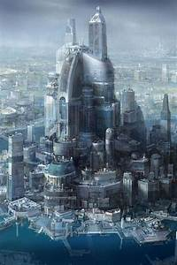 65 best Future City images on Pinterest   Future city ...