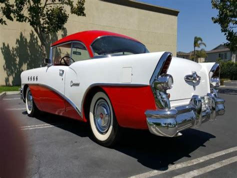 Used Buick Cars For Sale By Owner by 1955 Buick Century Antique Car Burbank Ca 91526