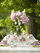 Garden Party Decoration Ideas by Country Style Chic Girly Garden Party