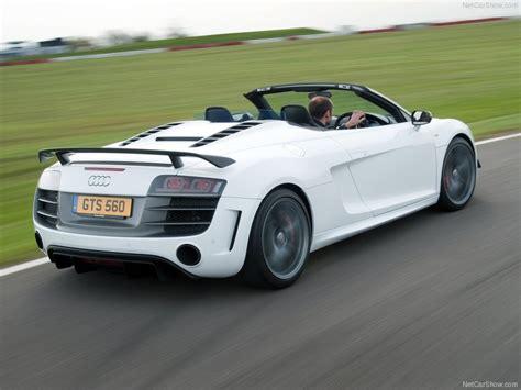 Audi Spyder Picture Rear Angle