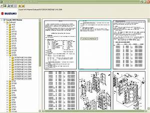 Suzuki Marine Outboard 2008 Parts Catalog Order  U0026 Download