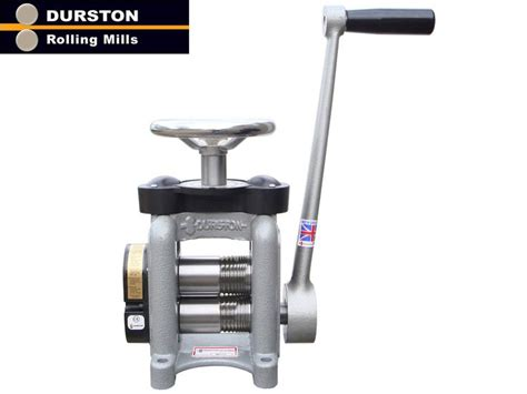 cookson gold durston rolling mill  silversmithing