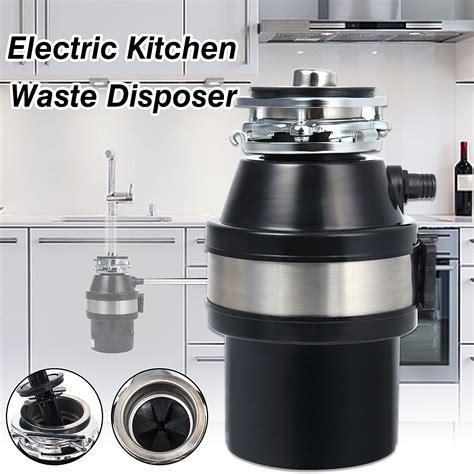 370w 220v Waste Disposer Food Garbage Sink Disposal