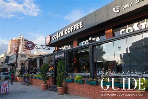 costa coffee famagusta  cyprus guide