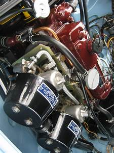 Mgb Engine Bay