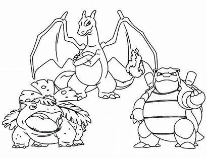 Pokemon Dragon Coloring Pages Printable Getcolorings Sheets