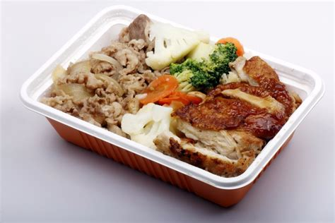 Bento & Packed Meals Delivery