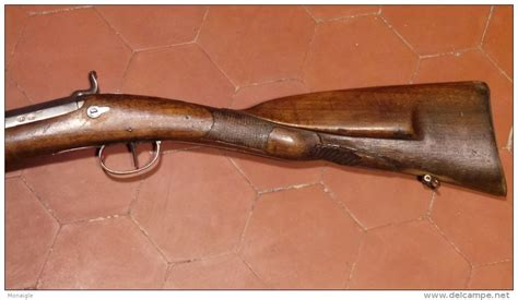 fusil de collection poinçon stéphanois chambre du commerce