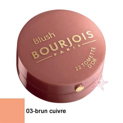 Bourjois Blush 03 Brun Cuivre bourjois nouveaux blush 03 brun cuivre kozmetikcim
