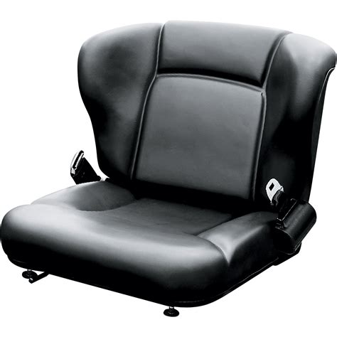 wise toyota style universal lift truck seat assembly