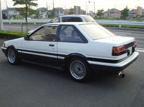 Toyota Corolla Ae86 For Sale by Toyota Corolla Ae86 For Sale Car On Track Trading