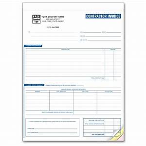 general contractor invoice designsnprint With general contractor invoice template