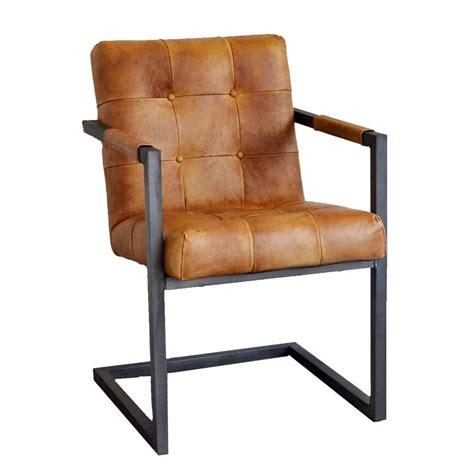 Weiße Stühle Esszimmer by Livior Esszimmer Stuhl Quot Basie Quot Cognac Konferenzstuhl