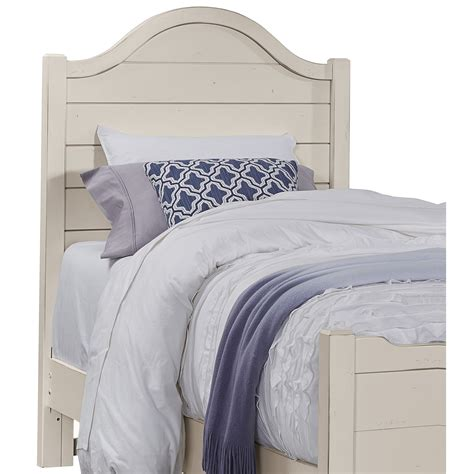 Value City Furniture Headboards by Vaughan Bassett American Maple Solid Wood Shiplap