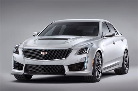 2016 Cadillac Cts-v Is A 640 Hp-producing Luxury