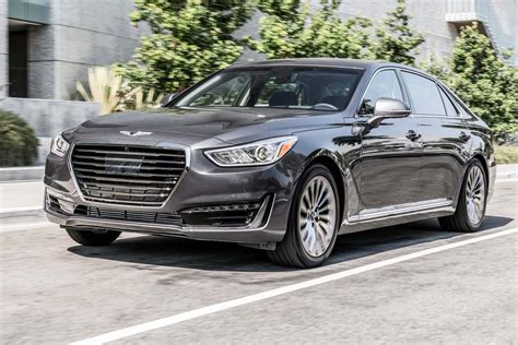 priced 2017 genesis g90 starts at 69 050 motor trend