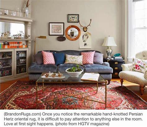 brandon oriental rugs  home decor ideas  real