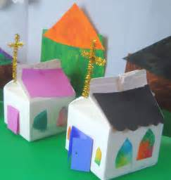 A Church Tithing Bank Craft for Kids