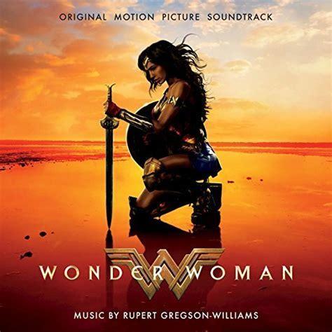 Wonder Woman: Original Motion Picture Soundtrack by Rupert