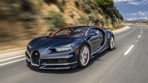 Bugatti Chiron Photos On Forbes.com