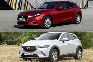 Mazda 3 Prix : mazda 3 et cx 3 signature 2017 nouvelle s rie sp ciale chez mazda photo 1 l 39 argus ~ Medecine-chirurgie-esthetiques.com Avis de Voitures